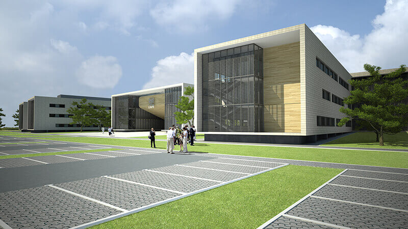 Projekty architektoniczne - WCZT Poznań