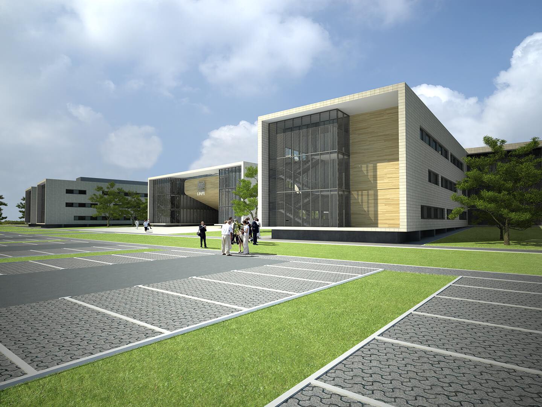 WCZT Poznań - Projekt Neostudio Architekci Poznań