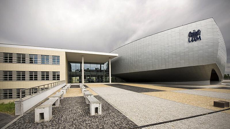 Projekty architektoniczne - UAM Kalisz