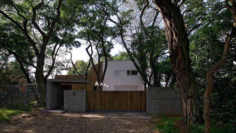 Projekty architektoniczne domu - Potasze
