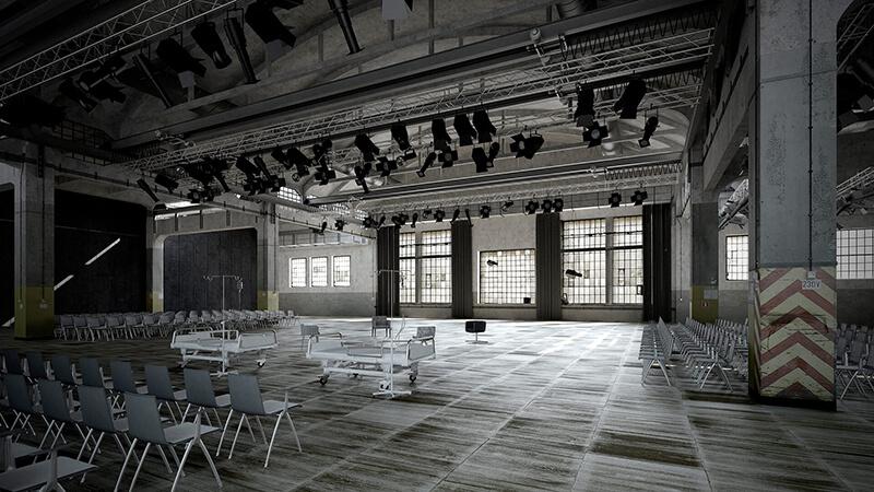 Projekty architektoniczne użyteczności publicznej - Nowy Teatr