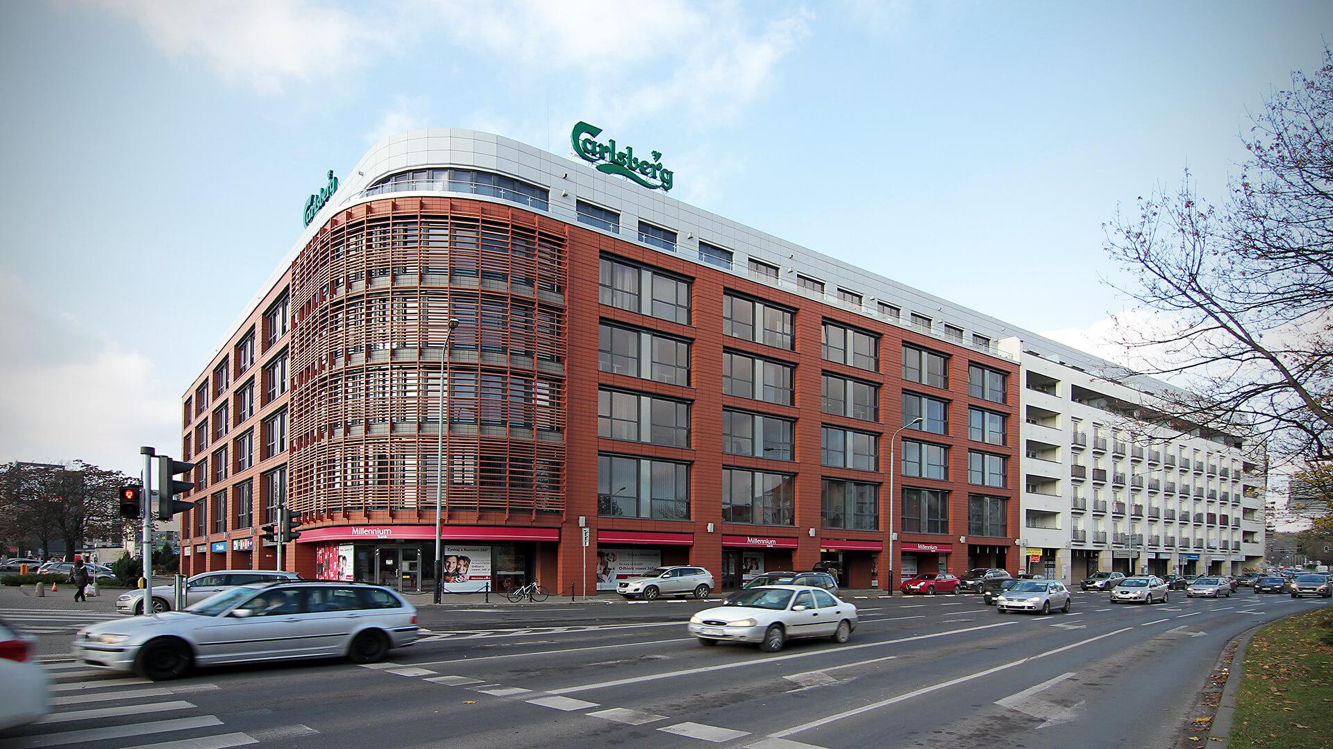 Budynek Biurowy Garbary Office Center w Poznaniu