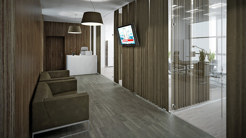 Financial Services Office in Poznan