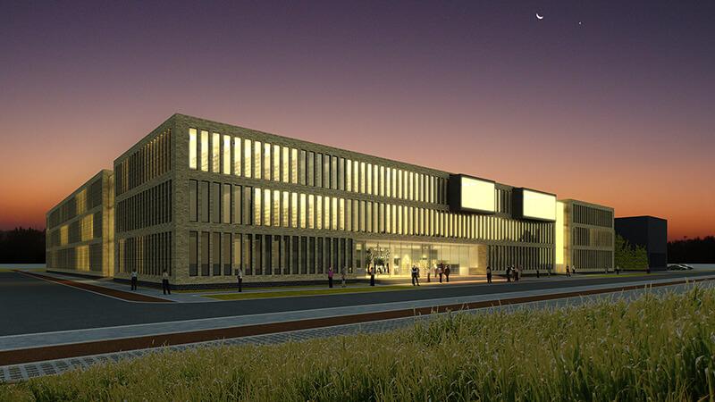 Projekty architektoniczne - Projekt UAM Historia