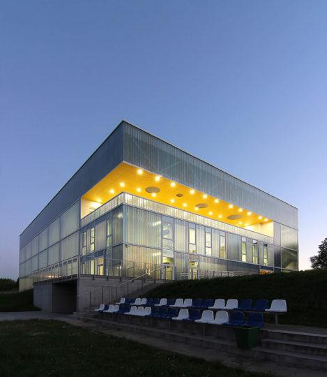 Projekty architektoniczne - Projekt AWF