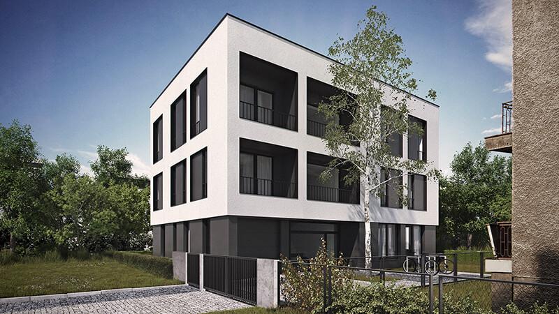 Projekty budynków biurowych - Projekt budynku biurowego w Poznaniu
