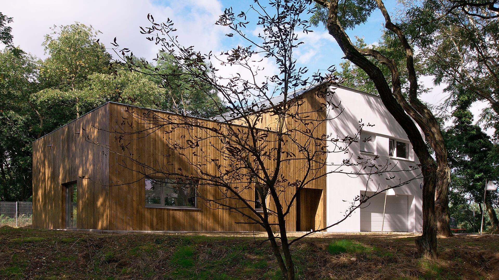Dom pod Poznaniem - Potasze - Architekci Neostudio Poznań